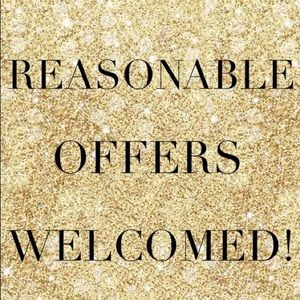 🌟 Will ACCEPT all Reasonable offers 🌟